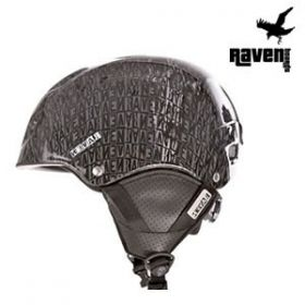 photo casque mixte Destroyer RAVEN ski snowboard