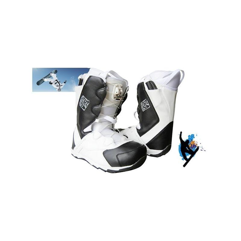 Boots TWENTYONE SPL L4U (mixte)
