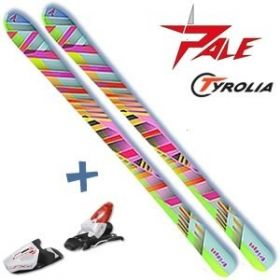 Bridget Alpin ski femme PALE