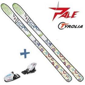 Sketcher Alpin ski enfant PALE
