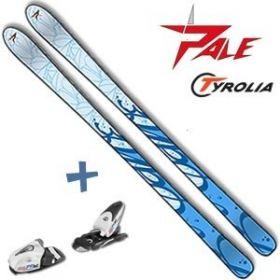 Ski alpin Girl Carve Blue enfant PALE