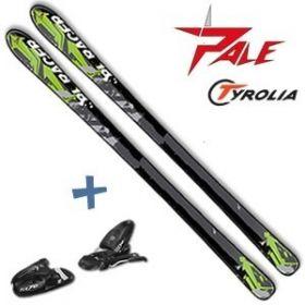 Ski alpin PL Racer Green enfant PALE