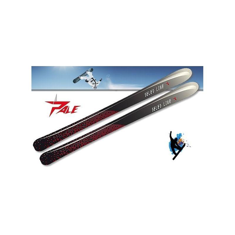 Geleg Line Alpin ski PALE