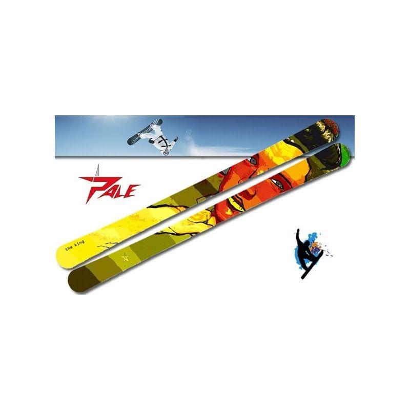 Ski Twin Tip The King PALE