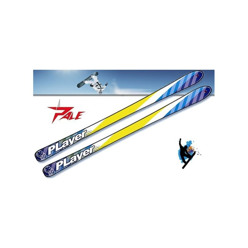 Ski alpin Player enfant PALE