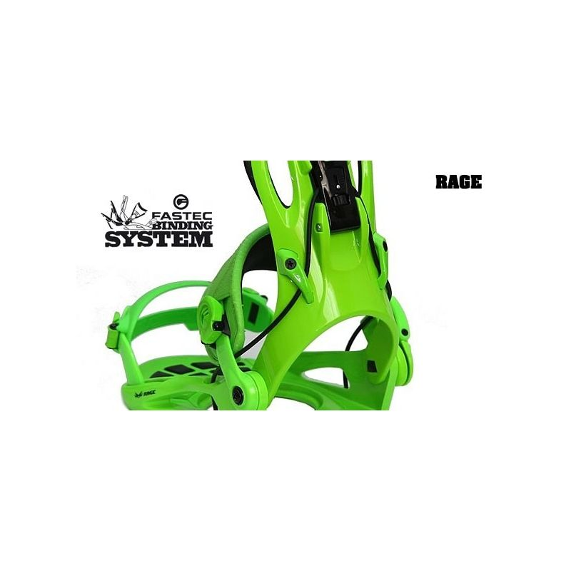 Fixation Rapide fastec FT270 RAGE