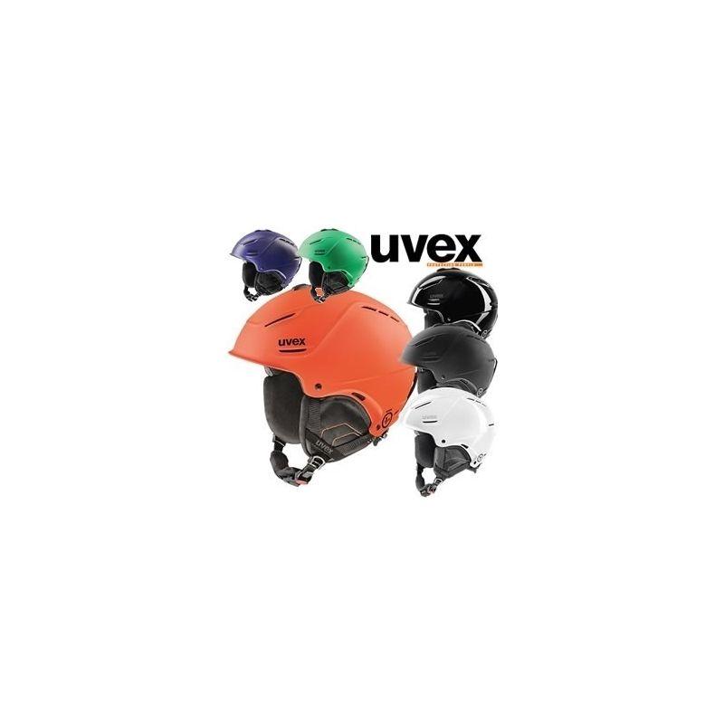Casque enfant P1US UVEX Ski Snowboard