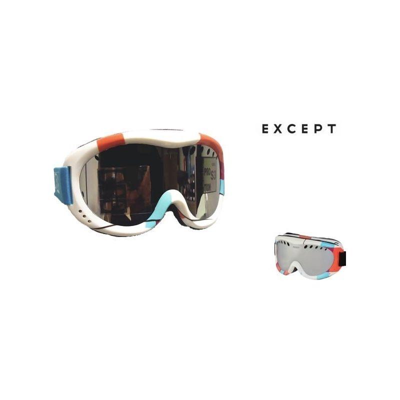 Masque enfant Pachanga EXCEPT ski snowboard