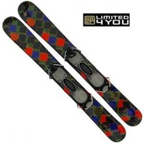 Mini ski snowblade Pro 90 L4U patinette
