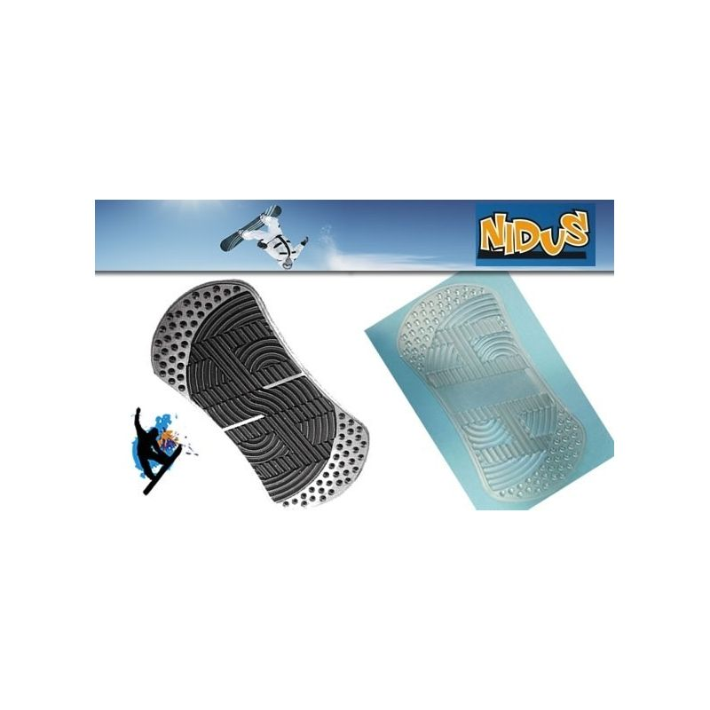 Pad snowboard Pale