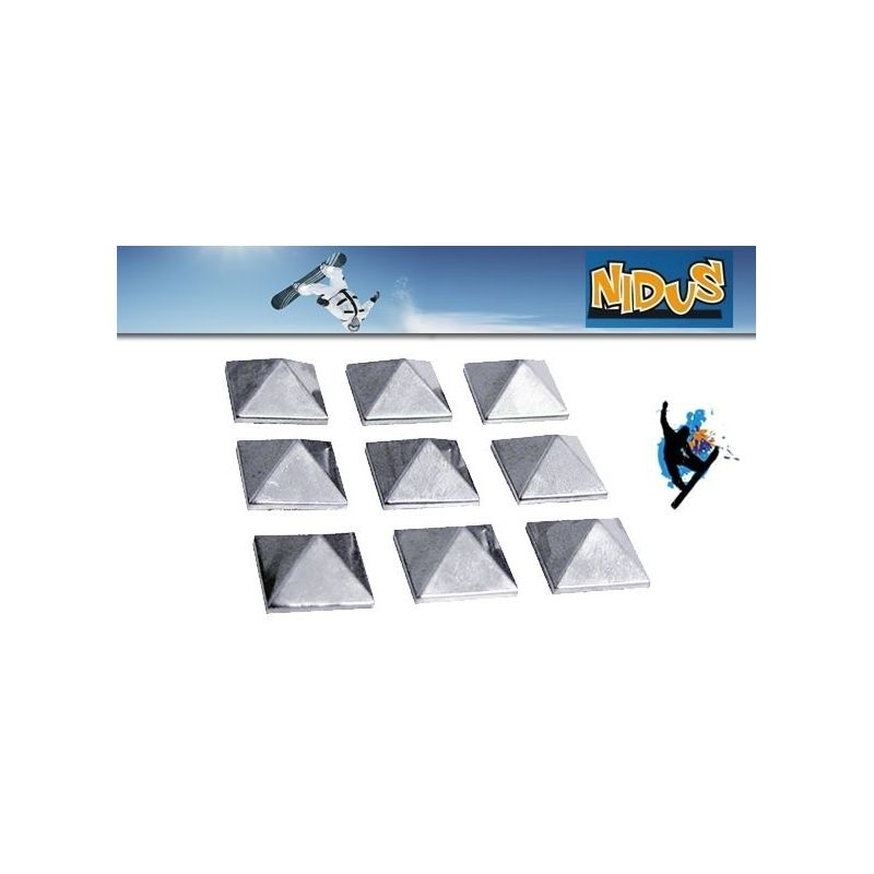 Pad snowboard Pyramid Nidus