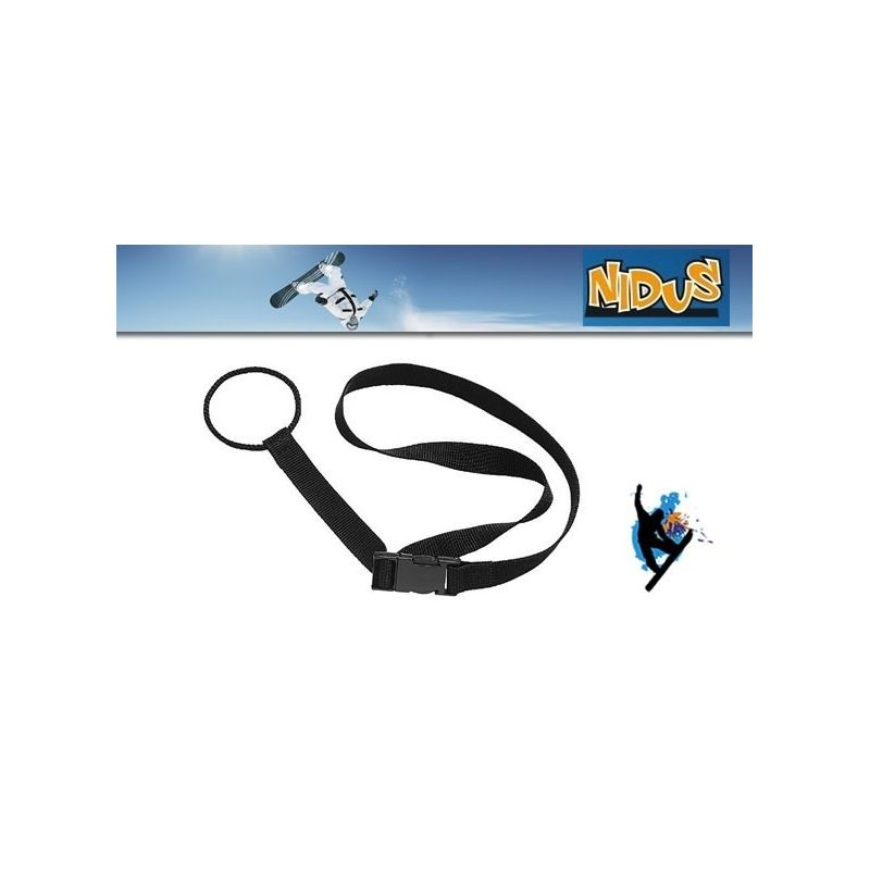 Leash de snowboard Nidus