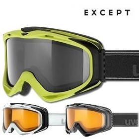 Masque adulte Uvision UVEX ski snowboard