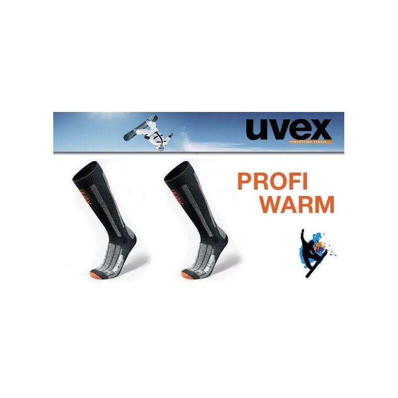 Chausette Profi Warm UVEX snowboard ski