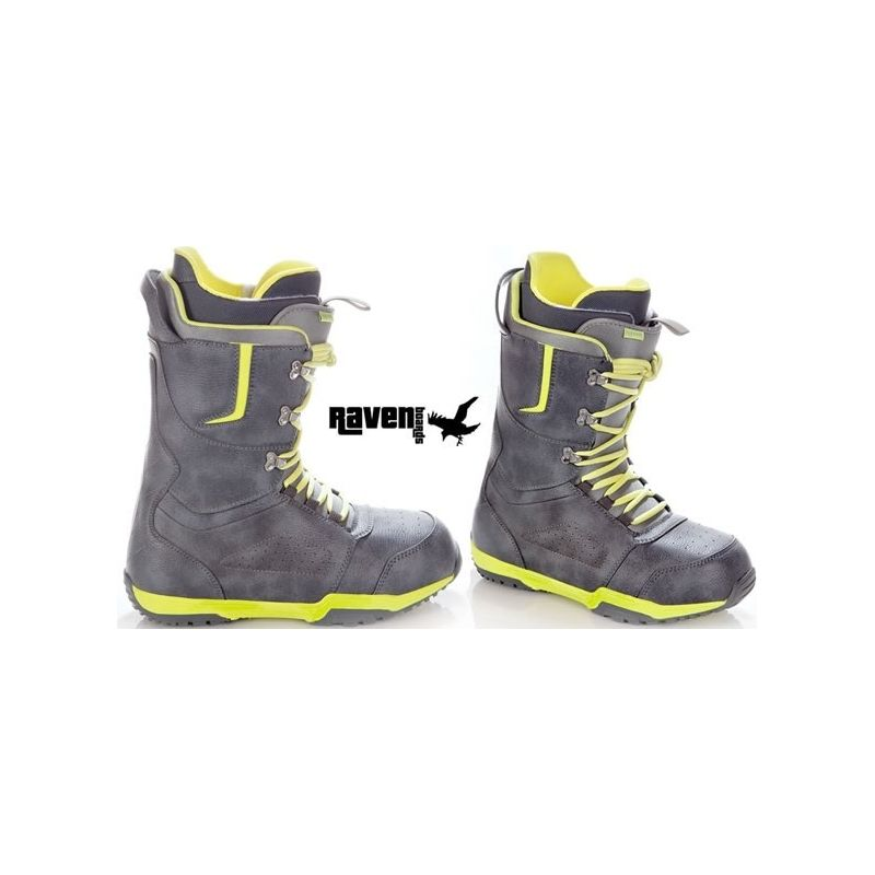 Boots Team RAVEN (homme) snowboard