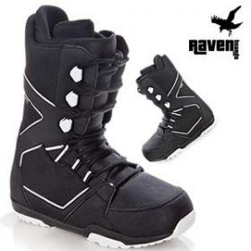 Boots Explorer RAVEN snowboard