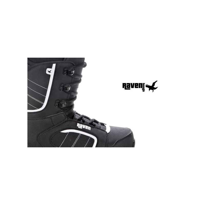 Boots Explorer RAVEN (homme) snowboard