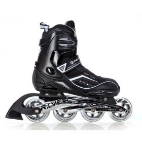 Roller Total  taille ajustable RAVEN Black