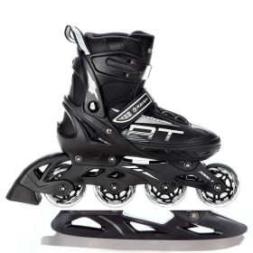 Roller Profession taille ajustable RAVEN Black 2