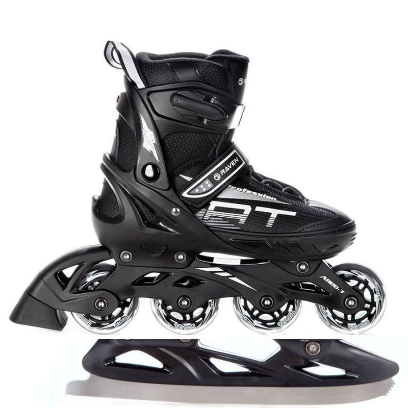 Roller Profession taille ajustable RAVEN Black 2