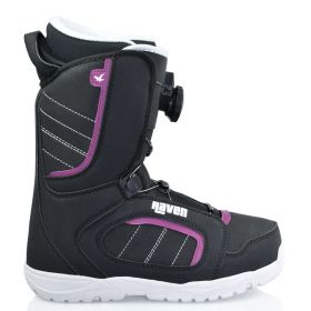 Boots Diva Atop RAVEN (femme) snowboard
