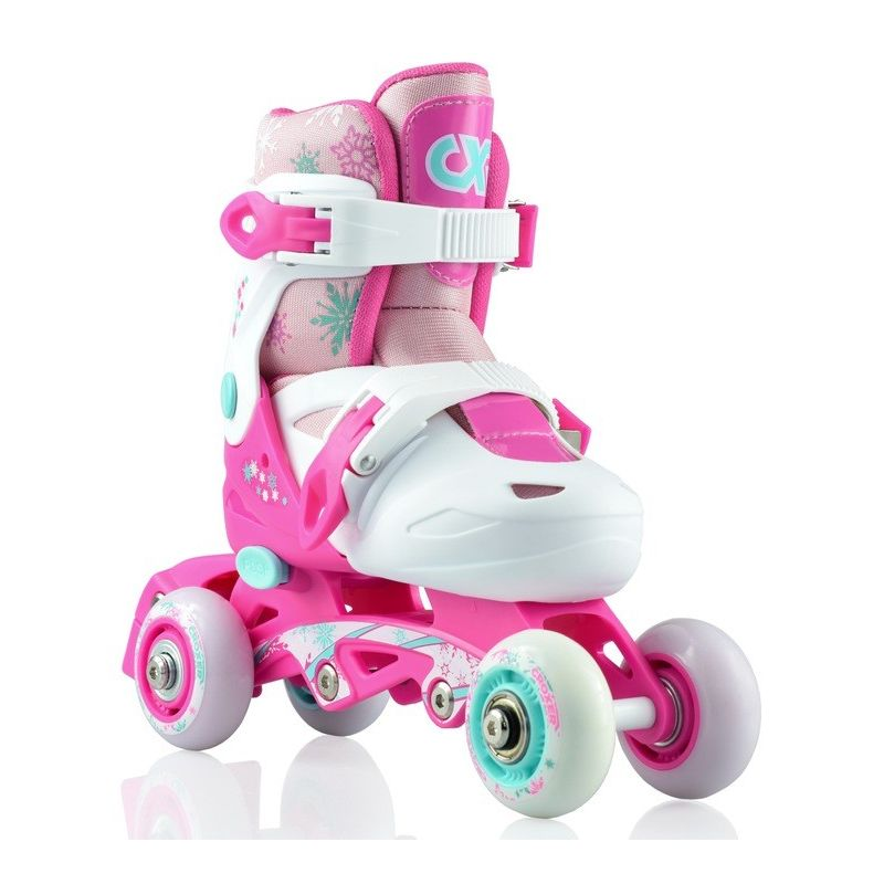 Roller MISSY taille ajustable CROXER avec roue leds