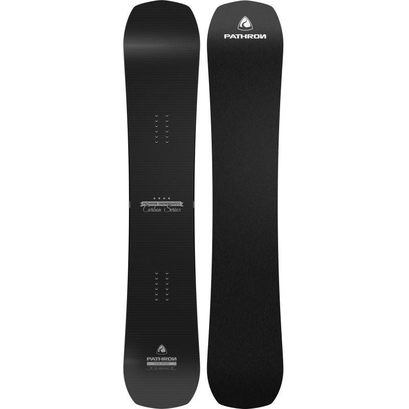 Carbon Silver PATHRON snowboard