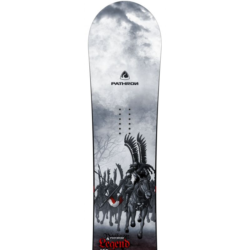 Legend Grey PATHRON snowboard