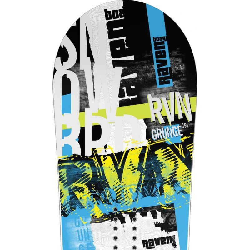 Grunge RAVEN snowboard
