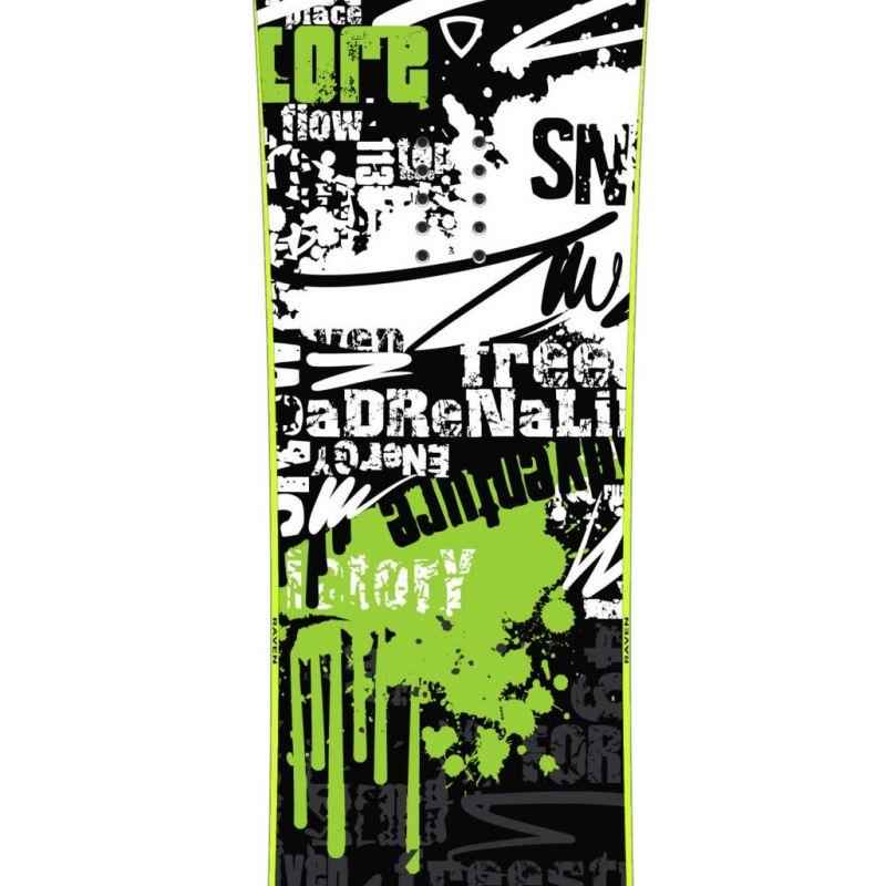 Core RAVEN snowboard