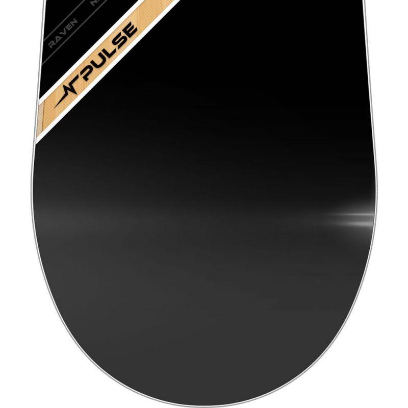 Pulse Camrock RAVEN snowboard