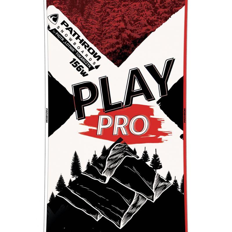 Play PATHRON snowboard