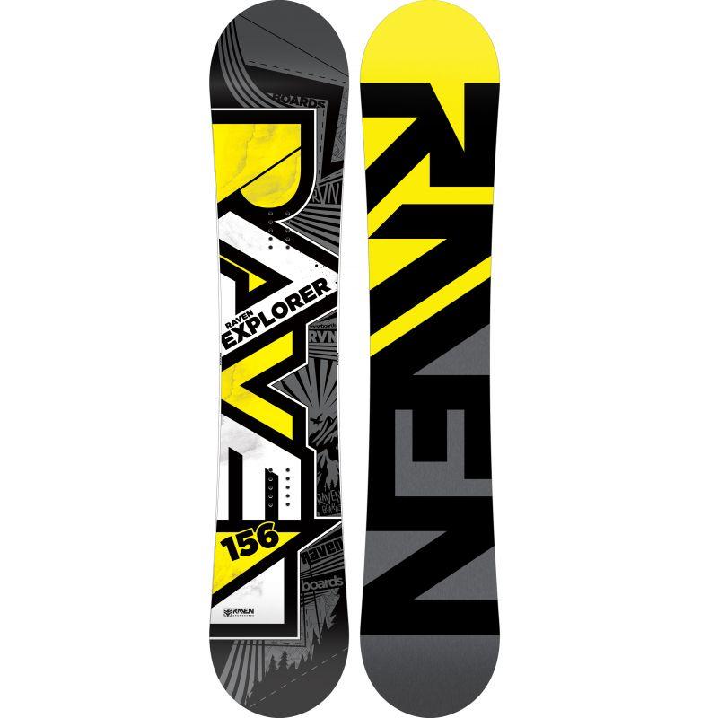 Explorer RAVEN snowboard