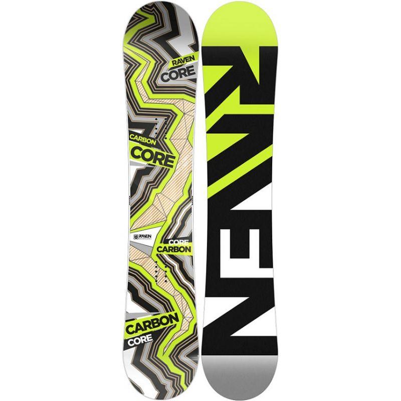 Core Carbon RAVEN snowboard