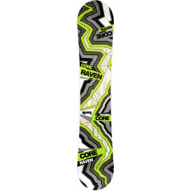 snowboard Core Carbon glossy RAVEN