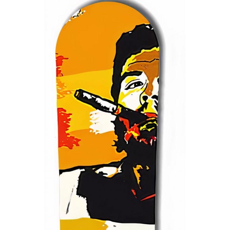 Cuba Libre Orange PALE snowboard