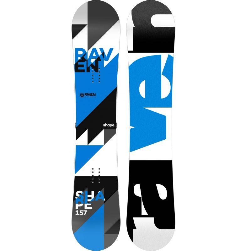 Shape RAVEN snowboard