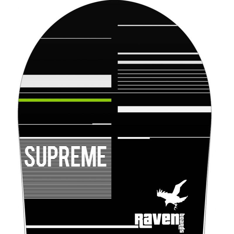 Supreme RAVEN snowboard