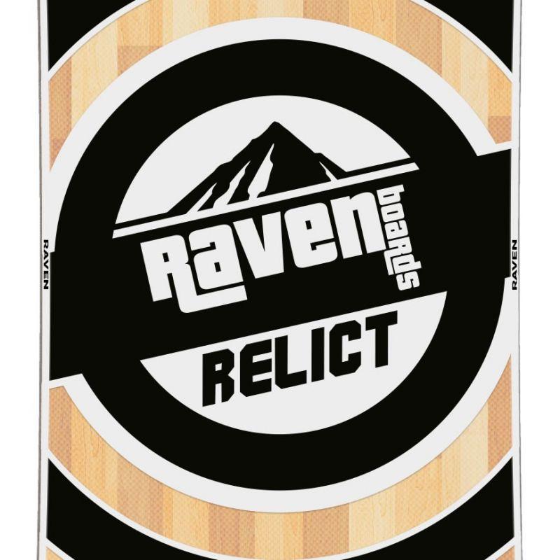 Relict RAVEN snowboard