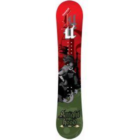Knighthood red 146 L4U snowboard