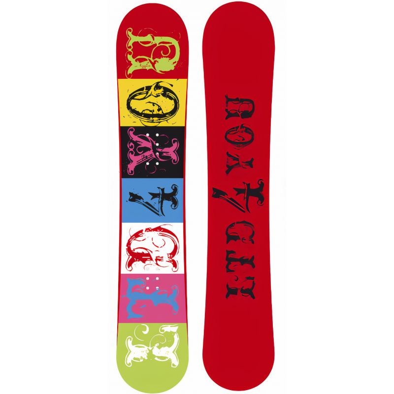Font limited for you snowboard