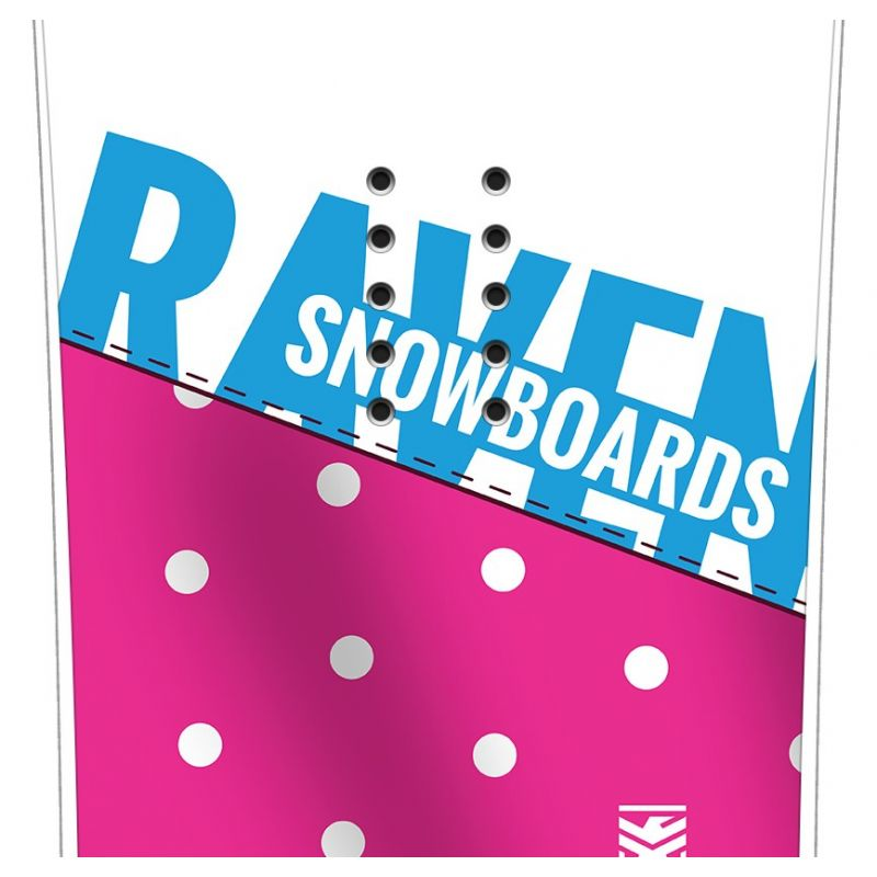 Style Pink RAVEN snowboard