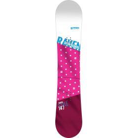 Style Pink RAVEN snowboard