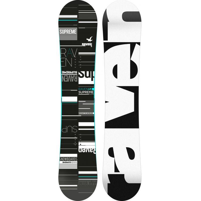 Supreme Mint RAVEN snowboard