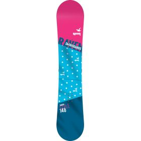 Style Blue RAVEN snowboard
