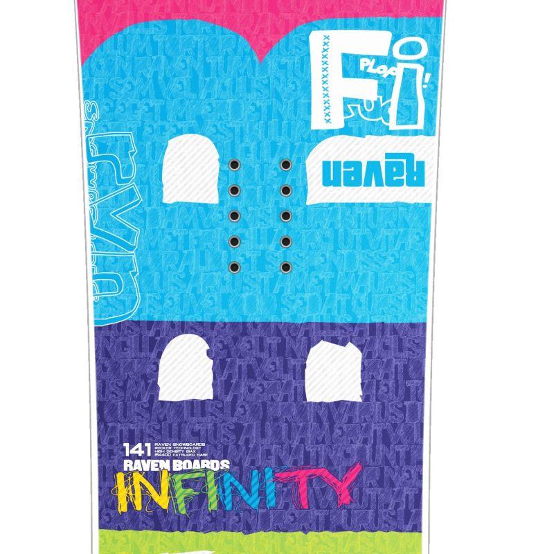 Infinity RAVEN snowboard