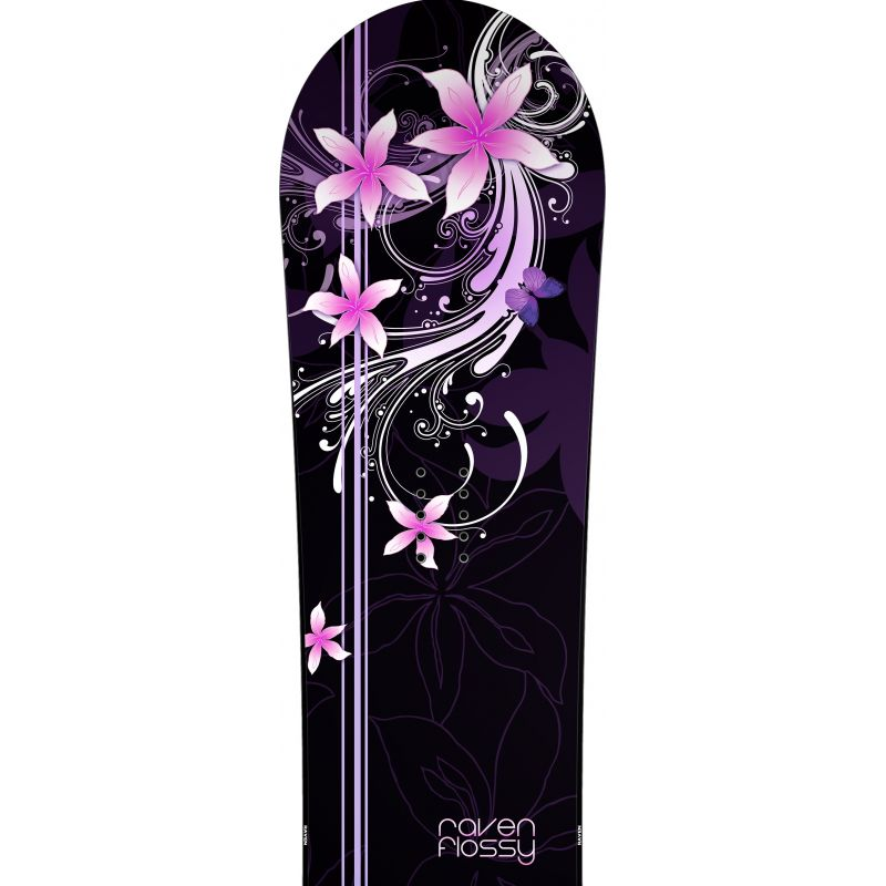 Flossy RAVEN snowboard