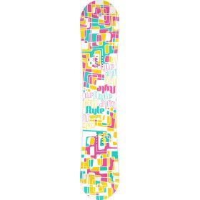 Style RAVEN snowboard femme