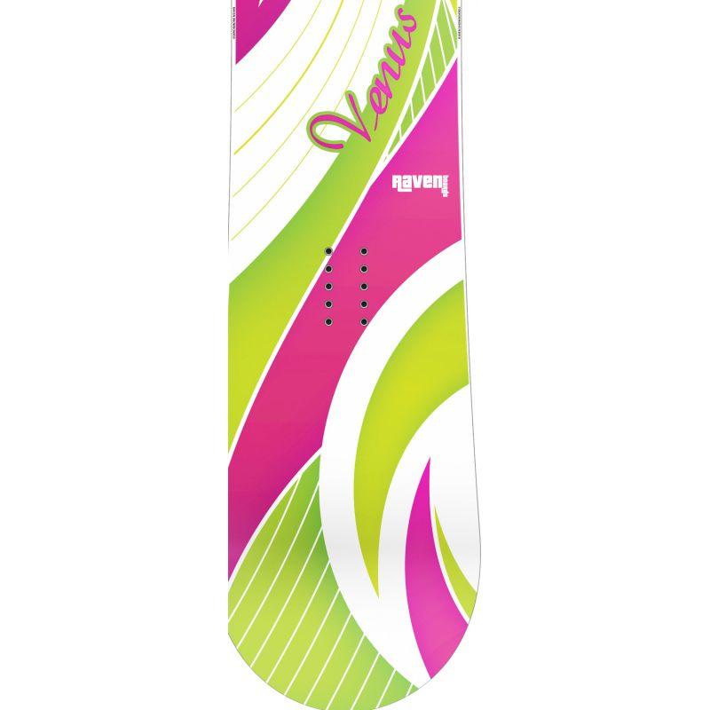 Venus Rose RAVEN snowboard