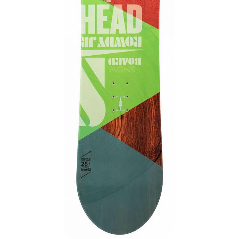 Rowdy Junior HEAD snowboard